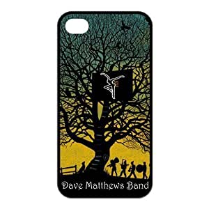 Danny Store 2015 New Arrival Protective PC Cover Case for iPhone 4,iPhone 4s Cases - Dave Matthews Band Fire Dancer