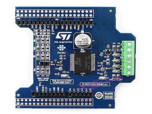 X-NUCLEO-IHM01A1 for STM32 Nucleo Arduino based on L6474 Stepper Motor  Driver expansion Board @XYG-Study