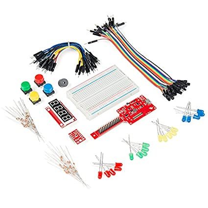 Amazon com: SparkFun (PID 14102 + 14105) Project Kit for Intel