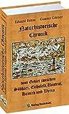 Naturhistorische Chronik: vom Gebiet zwischen Südharz, Eichsfeld, Unstrut, Hainich und Werra