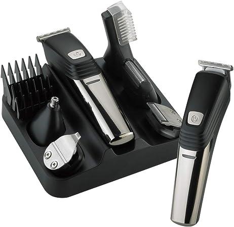 Afeitadora eléctrica Tijeras eléctricas para barba para hombres ...