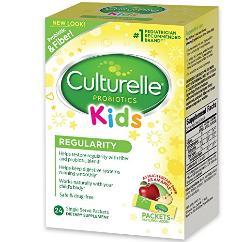 Culturelle Regularity Flavorless Probiotic Packets