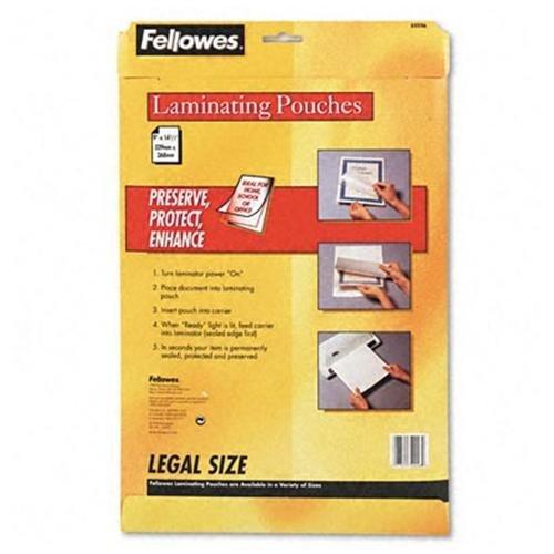 FEL52226 - Fellowes Laminating Pouches