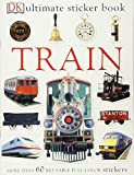 : Ultimate Sticker Book: Train (Ultimate Sticker Books)