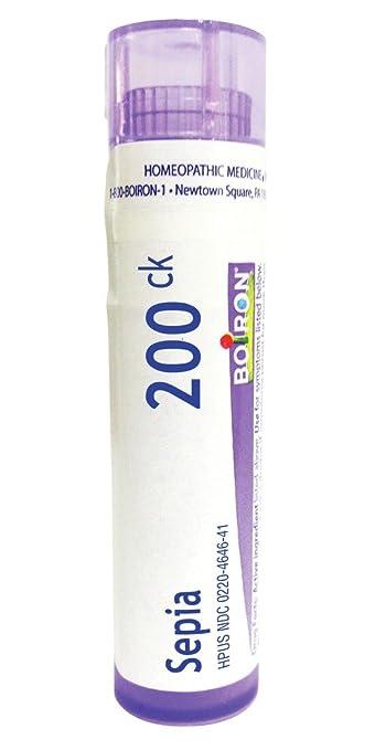 Boiron - Sepia 200 CK - 80 Pellets