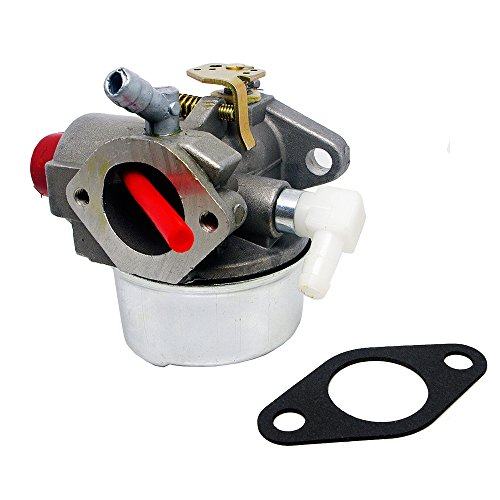 - CBK Carburetor Carb 640350 640303 640271 For TORO 6.5HP GTS 22IN RECYCLER LAWNMOWER TECUMSEH LEV100 LEV105 LEV120 LV195EA LV195XA Engine 20370