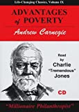 img - for Advantages of Poverty (Life-Changing Classics (Audio)) book / textbook / text book