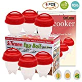 Egg-CookerSilicone-Egg-Poachers-for-hard-boiled-eggsEgg-Cups-AS-SEEN-ON-TVHardSoft-MakerBoil-Eggs-Without-the-