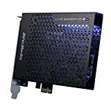 AVerMedia Live Gamer HD 2 Full HD 1080p 60 Record and Stream Multi-Card Support Low-Latency Pass-Through Real-Time Gameplay PCIe Ryzen Support (GC570)