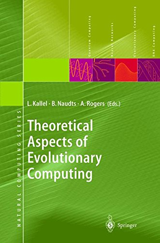 Theoretical Aspects of Evolutionary Computing pdf