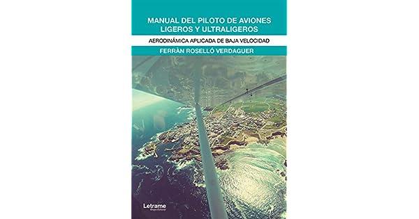 Amazon.com: Manual del piloto de aviones ligeros y ...