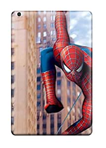 Mini/mini 2 Scratch-proof Protection Case Cover For Ipad/ Hot Spiderman Cartoon Phone Case