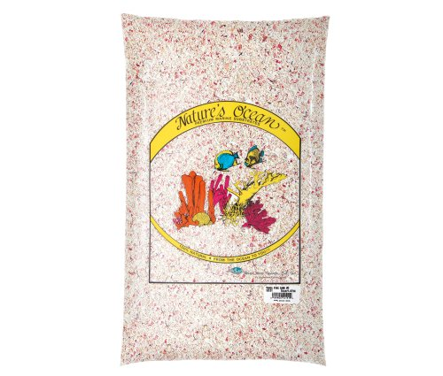 Nature's Ocean Samoa Aquarium Decor, 10-Pound, Pink Sand