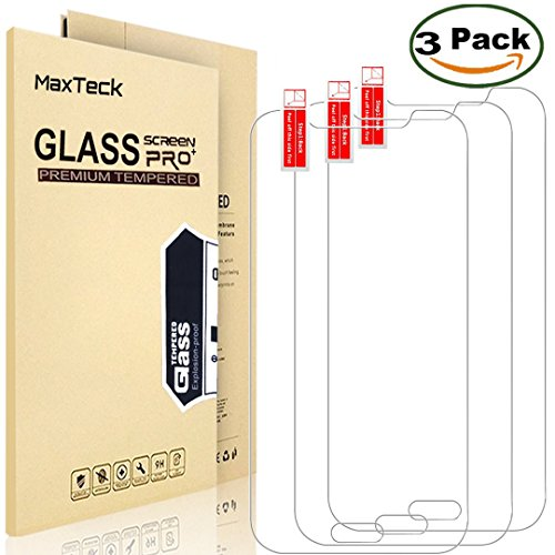 3-Pack-SamSung-S5-Screen-Protector-MaxTeck-026mm-9H-Tempered-Shatterproof-Glass-Screen-Protector-Anti-Shatter-Film-for-Samsung-Galaxy-S5-I9600-G900R-G900F-G900H-G900M-G9001
