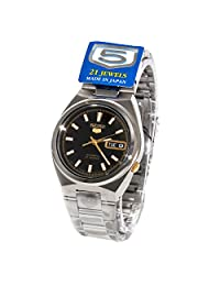 Seiko Mens 5 Automatic Analog Casual JAPAN Watch (Imported) SNKC57J1