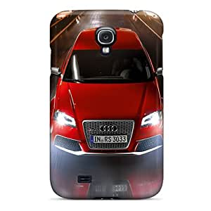 Premium Durable Audi Rs3 Fashion Tpu Galaxy S4 Protective Case Cover