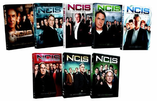 NCIS: Seasons 1-8 (Ncis Set Dvd)
