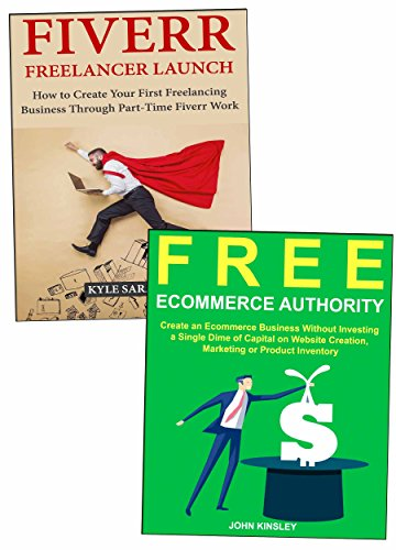 Free Marketing Strategies for $1,000 Per Month Online: How to Earn Four Figures Per Month Online with Freelancing on Fiverr & Ecommerce Website (Free How To Ebooks)