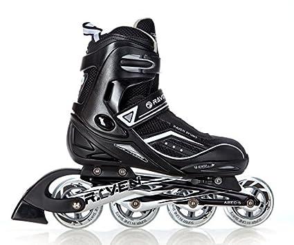 Raven Inline Skates Inliner Total Black