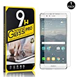 Huawei P9 Screen Protector, Bear Village® Tempered Glass Screen Protector, HD Screen Protector Film for Huawei P9-1 PACK