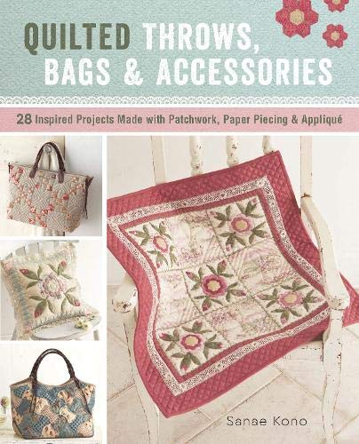 America Quilted Throw - Quilted Throws, Bags & Accessories: 28 Inspired Projects Made with Patchwork, Paper Piecing & Applique