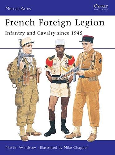 french foreign legion british - 1