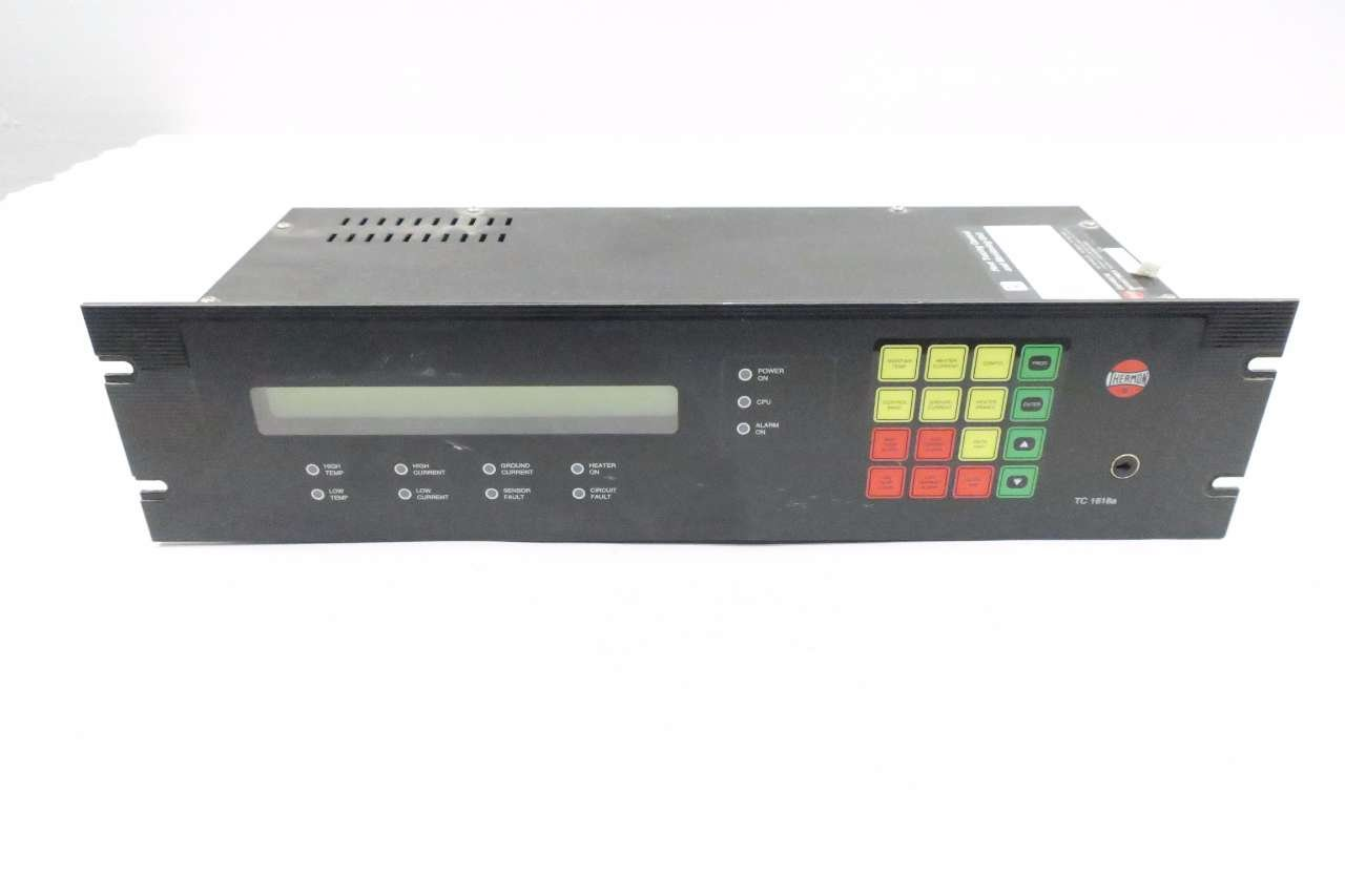 THERMON TC 1818A.18.1 HEAT TRACING CONTROL AND MONITORING UNIT 120V-AC  D541185: Amazon.com: Industrial & Scientific