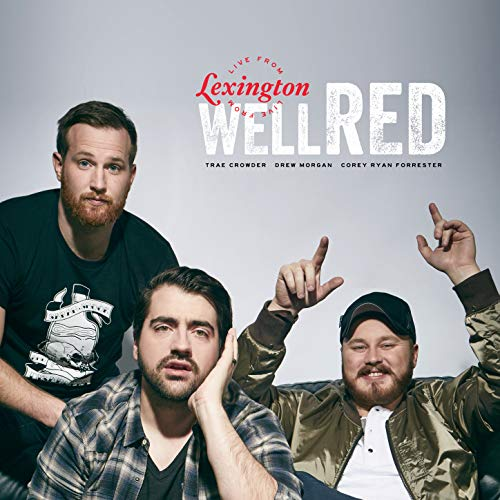 wellRED Live from Lexington [Explicit] (Christmas Songs Of Words Funny)