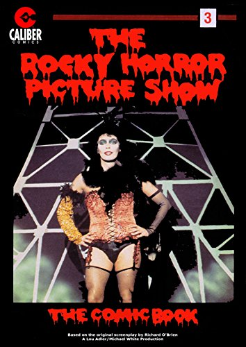 picture show book comic rocky horror