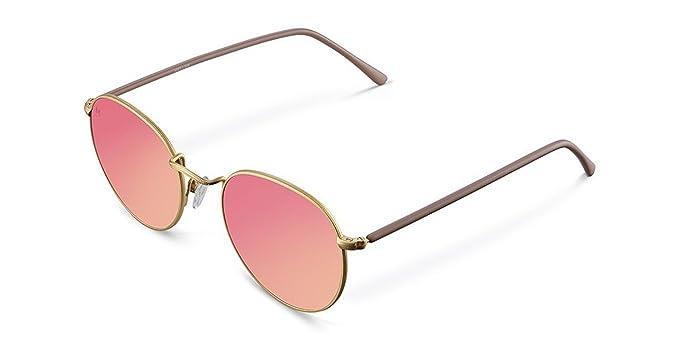Meller Yster Gold Rose - Gafas de sol polarizadas UV400 Unisexo