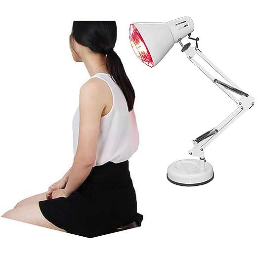Calor AGL Lámpara Beauty Infrarrojos Terapia TDP Portátil QxtrsChd