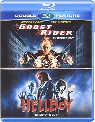 Ghost Rider / Hellboy - Set [Blu-ray]