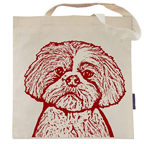 Penelope the Shih Tzu Tote Bag by Pet Studio Art ()