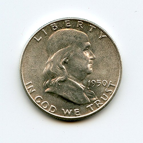 1950 Franklin Full Bell Lines Half Dollar MS-64