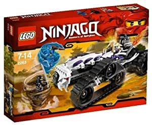 LEGO NINJAGO 2263 Destructor Turbo
