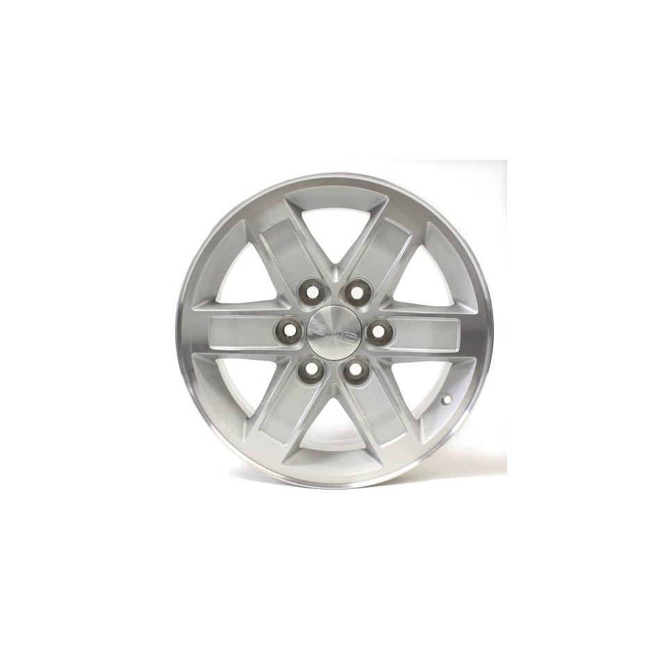 17 Inch Wheel Rim Gmc Sierra 1500 Yukon Xl Factory Oem # 5296