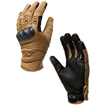 Oakley Military SI Factory Pilot Assault Gloves Coyote