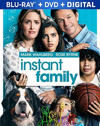 - Instant Family [Blu-ray]