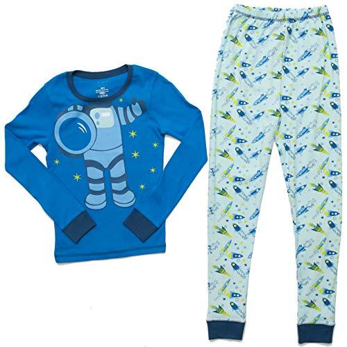 Prince of Sleep Cotton Pajamas for Boys 34503-10279-10-12