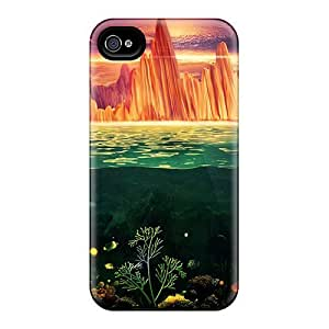 CxOiPjB7696lUzTy Faddish Desktopography H8 Case Cover For Iphone 4/4s