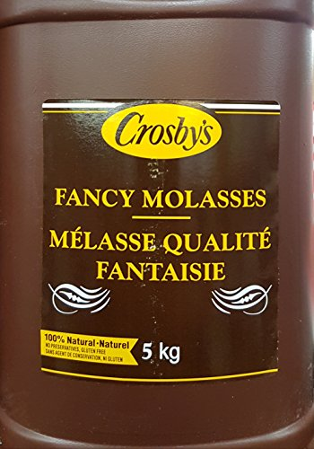 Crosbys Fancy Molasses - 5 kilograms 11.02 pounds {Imported from Canada} by Crosbys (Image #2)