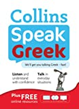 Speak Greek, Collins UK, 0007274998