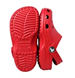 Crocs Adult Classic Clogs Pepper -6En Red 4