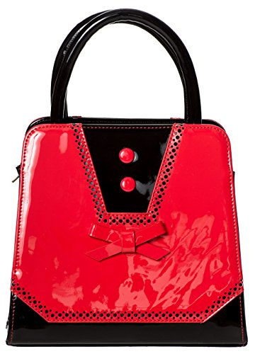 a Borsa Dancing mano rosso donna nero Days wEHH6