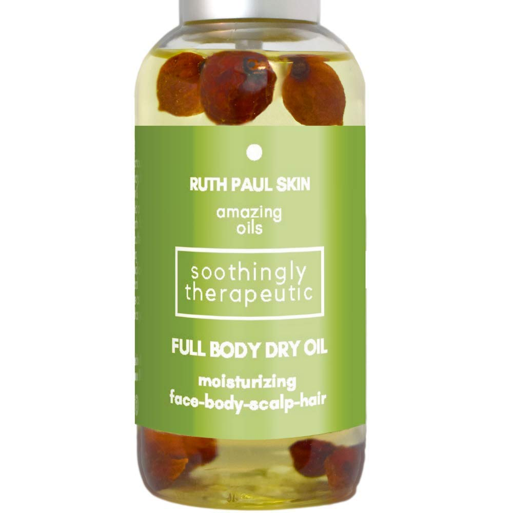 Body Oil Men  Women Full Body Oil  Face Moisturizer -4185