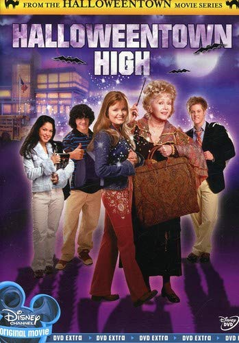 (HALLOWEENTOWN HIGH)