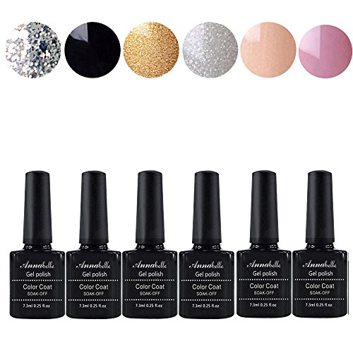 Used, Annabelle Gel Nail Polish Soak Off UV LED Gel Gel polish for sale  Delivered anywhere in Canada