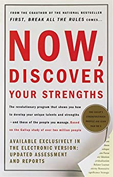 Now, Discover Your Strengths by [Buckingham, Marcus, Clifton, Donald]