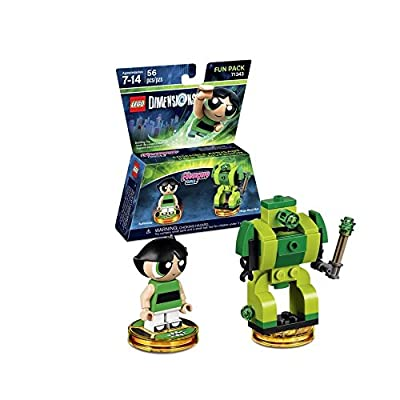 LEGO Dimensions, Fun Pack, Powerpuff Girls, 2 Figuren: Video Games
