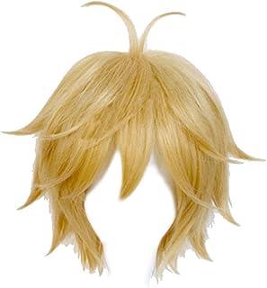 Xcoser The Seven Deadly Sins Meliodas Cosplay Anime Wig For Cosplay